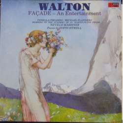 Walton: Facade - An Entertainment. Academy. Neville Marriner. 1 LP. EMI. Nyt eksemplar