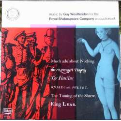 Music by Guy Woolfenden of the Royal Shakespeare Company. 1 LP. Abbey