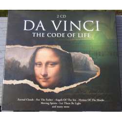 Da Vinci The Code of Life. Mike Oldfield, Sarantis. 2 CD. FMG.