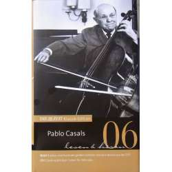 Bach: Cello suite nr. 1, 4, & 5. Pablo Casals. 1 CD + 1 bog. EMI