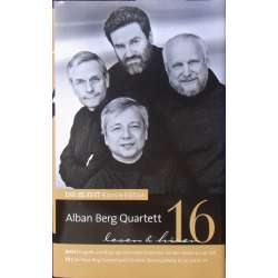 Schubert: String Quartets nos. 10, 12 & 14. Alban Berg Quartett. 1 CD and 1 book. EMI