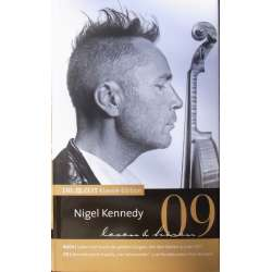 Vivaldi: The four Seasons & Mendelssohn: Violin Concerto. Nigel Kennedy, Jeffrey Tate. 1 cd + 1 book. EMI
