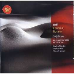 Orff: Carmina Burana. Milnes, Boston SO. Seiji Ozawa. 1 CD. RCA
