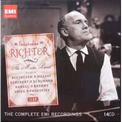 Sviatoslav Richter: The Complete EMI Recordings. 14 CD. EMI