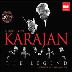 Bela Bartok: Concerto for orchestra & Kodaly: Hary Janos suite. Herbert von Karajan, Philharmonia Orchestra. 1 CD. EMI