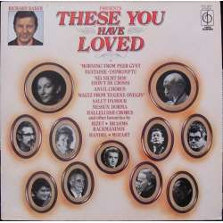 These you have loved. Favorite Classical music. 1 LP. EMI. Nyt eksemplar
