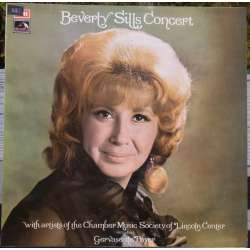 Beverly Sills in concert. 1 LP. EMI. ASD 2905