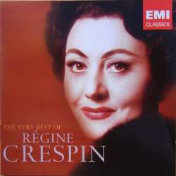 Regine Crespin: The Very Best of. french, german and italian arias. 2 CD. EMI