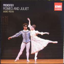 Prokofiev: Romeo and Juliet. Andre Previn, London Symphony Orchestra. 2 CD. EMI.