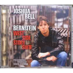 Bernstein: West side story suite. Joshua Bell. David Zinman. 1 CD. Sony