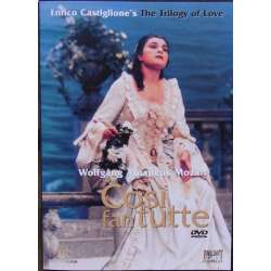 Mozart: Cosi fan tutte. Scalchi, Martinez. Roms PO. Paolo Ciardi. 1 DVD. Pan Dream