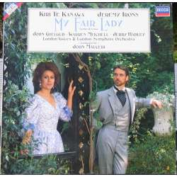 My Fair Lady. Kiri te Kanawa. Jeremy Irons. 1 CD. Decca