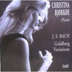 Bach: Goldberg variations. Christina Bjørkøe. 1 CD. Classico