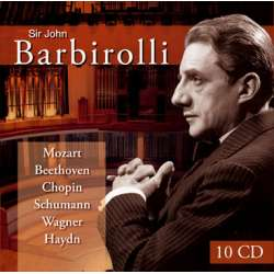 John Barbirolli: Et dirigent portræt. 10 CD. Box set