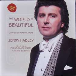 The World is Beautiful. Jerry Hadley. 1 CD. RCA