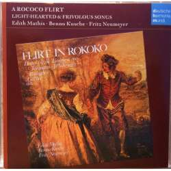 Flirt in Rokoko. Mathis, Kusche, Neumeyer, Bull. 1 CD. DHM.