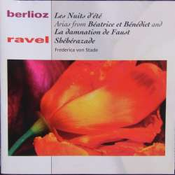 Berlioz: Les Nuits d'ete + arier fra Faust. & Ravel: Sheherazade. F. von Stade, BSO. Ozawa. 1 CD. Sony