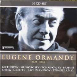 Eugene Ormandy: A Portrait of an conductor, 10 CD. Membran