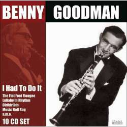 Benny Goodman: A Portrait. 10 CD box set