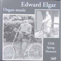 Elgar: Organ Works. Ulrik Spang Hanssen. 1 CD. Classico. New Copy