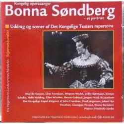 Opera arias with Bonna Søndberg, Ib Hansen. 1 CD. CDK 5022