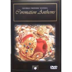 Handel: Coronation Anthems. David Willcocks. Dutch Baroque Collegium. 1 DVD. Brilliant Classics