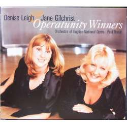 Operatunity Winners. Denise Leigh & Jane Gilchrist. 1 CD. EMI