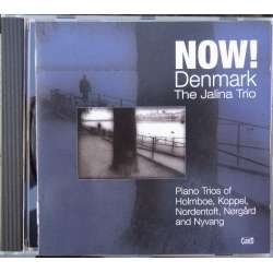 Danish Piano Trios by Holmboe, Koppel, Nordentoft, Nørgård, Nyvang. Jalina trio. 1 CD Classico cd 485. New Copy