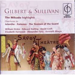 Sullivan: The Mikado. Kenneth Alwin. 1 CD. EMI