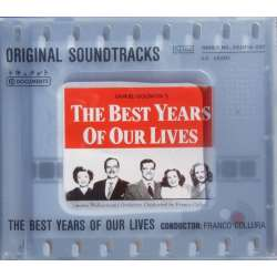 The Best Years of our Lives. Original Soundtracks. Franco Collura. 1 CD. Documente