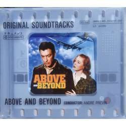 Above and Beyond. Original Soundtracks. Conducted by Andre Previn. 1 CD. Membran