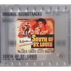 South of st. Louis. Original Soundtracks. Max Steiner. 1 CD. Membran