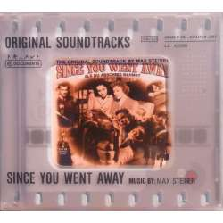Since you went away. Original Soundtracks. with music by Max Steiner. 1 CD. Membran