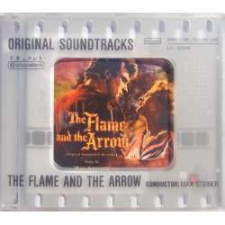 The Flame and the Arrow. Original Soundtracks. Max Steiner. 1 CD. Membran