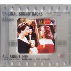 All about Eve. Original Soundtracks. Alfred Newman. 1 CD. Membran