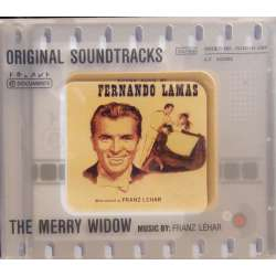 The Merry Widow. Original Soundtracks. With music by Franz Lehar. 1 CD.