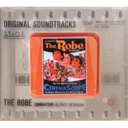 The Robe. Original Soundtracks. Alfred Newman. 1 CD. Documents