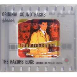The Razors Edge. Original Soundtracks. Miklos Rozsa. 1 CD. Documents