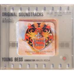 Young Bess. Original Soundtracks. Miklos Rozsa. 1 CD. Documente