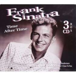 Frank Sinatra: Time after Time. 3 CD. Disky