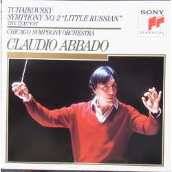 Tchaikovsky: Symphony no. 2. + The Tempest. Claudio Abbado. 1 CD. Sony