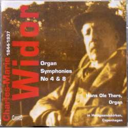 Widor: Orgelsymfoni nr. 4 & 8. Hans Ole Thers. 1 CD. Classico