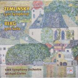 Zemlinsky: Lyrisk symfoni. & Berg: Lyrisk suite. SWR SO. Michael Gielen. 1 CD. Arte Nova