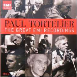 Paul Tortelier. The Great EMI Recordings. 20 Cds. EMI