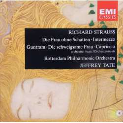 Strauss: Orchestral music from operas. Jeffrey Tate. 1 CD. EMI