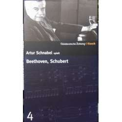 Beethoven: Piano Sonata no. 23 & Schubert: Piano Sonata no. 21. D 960. Arthur Schnabel. 1 CD. EMI