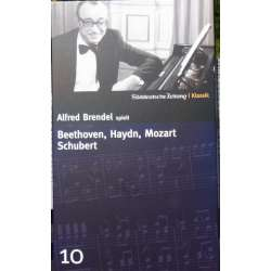 Alfred Brendel plays Beethoven, Haydn, Mozart, Schubert. 2 CD. Philips