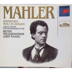 CD Booklet: Gustav Mahler: 245 pages on Mahlers life. Only the booklet. Sony