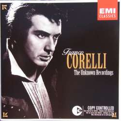 Franco Corelli: The Unknown recordings. 1 CD. EMI