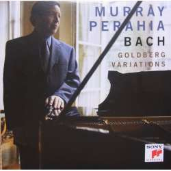 Bach: Goldberg variations. Murray Perahia. 1 CD. Sony